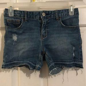Gap shorts for girls